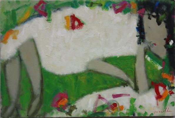 Art Eldar Ismailovic Orujov. Крашенные губы