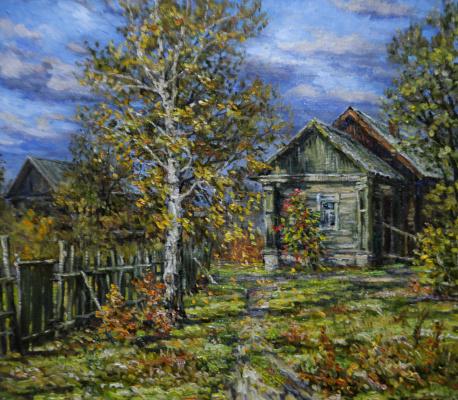 Виктор Владимирович Курьянов. Last serene days