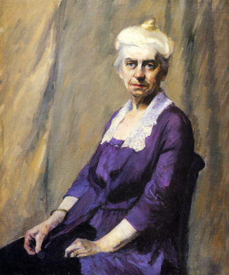 Edward Hopper. Elizabeth Griffiths Smith Hopper, the artist's mother