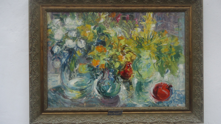 Nina Kazimirovna Czarnecka. Wildflowers