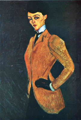 Amedeo Modigliani. Amazon. Portrait Of Beatrice Hastings