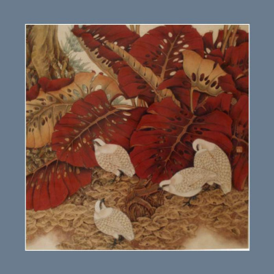 Ёнгюн Чен. Птицы 25