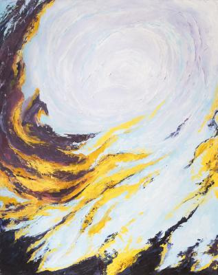 Евгения Бова. White Hole