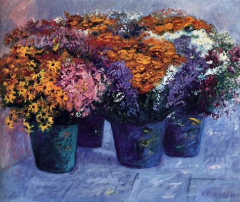 Рита Брянски. Цветы для любимой