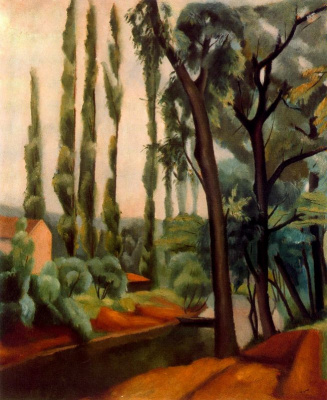 Хосе де Тогорес. Дом в лесу