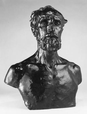 Auguste Rodin. Jules Dahl
