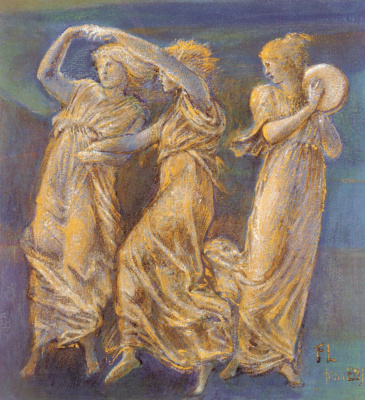 Три женские фигуры