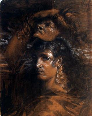 Ева Гонсалес. Актриса с маской