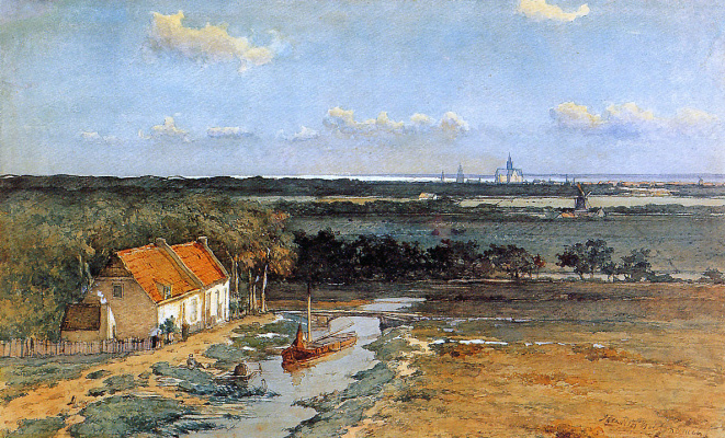 Jan Hendrik Weissenbrook. Land