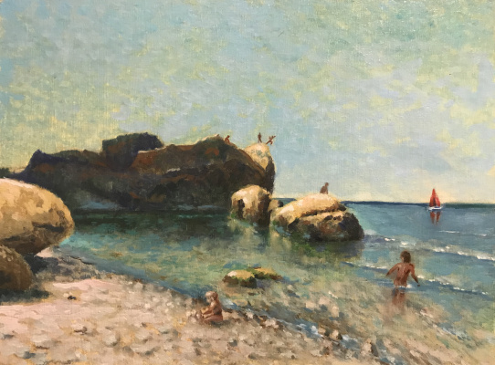 Yuri Gennadievich Piskunov. Leaving summer