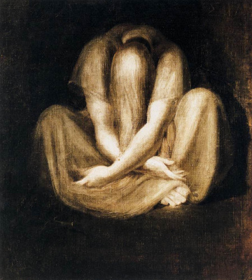 Johann Heinrich Fuessli. Silence
