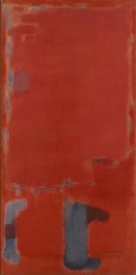 Rothko Mark.  No. 21