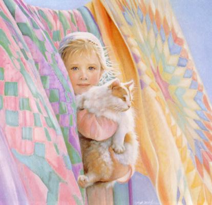 Nancy Noel. Colors of summer