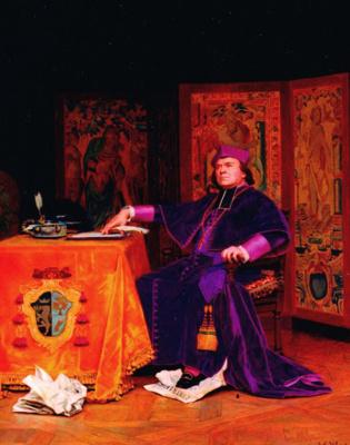 Жан Жорж Вибер. Гнев епископа