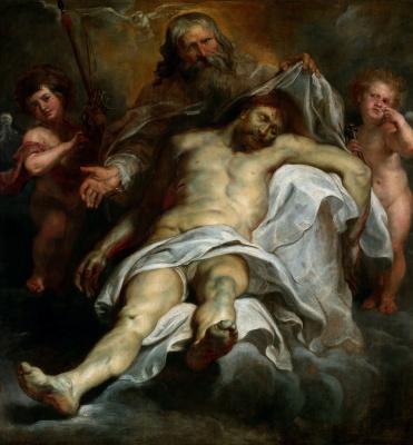 Peter Paul Rubens. Holy Trinity