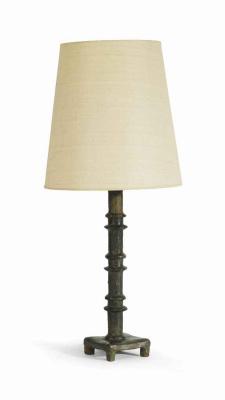 """Альберто Джакометти. Дизайн лампы """"Кольцо"""""""