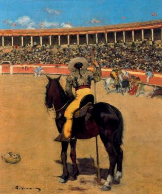 Ramon Casas i Carbó. Picador