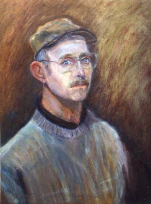 Александр Пыльнев. Автопортрет