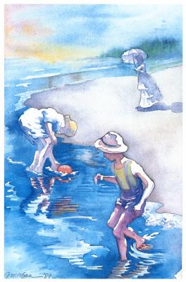 Джеки Морган. Иллюстрация 4