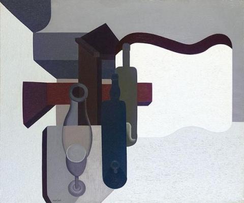 Амеде Озанфан. Composition II
