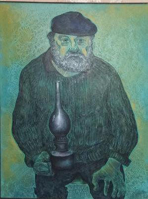 Nikolay Zverev. Hermit