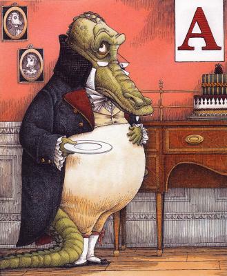 Тим Раглин. Аллигатор