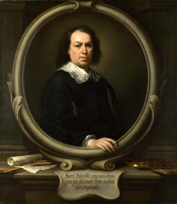 Бартоломе Эстебан Мурильо. Автопортрет