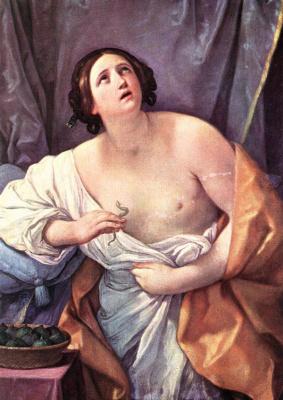 Guido Reni. Cleopatra