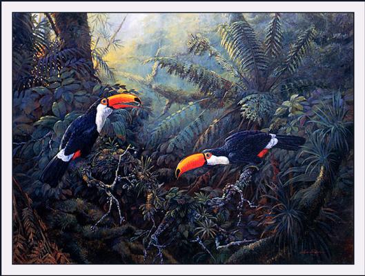 Гамини Ратнавира. Разговор птиц