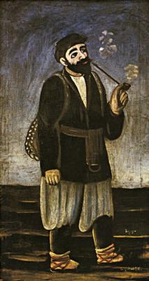 Niko Pirosmani (Pirosmanashvili). Mush Soso