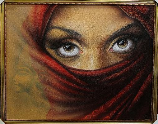 Victor Mikhailovich Ershov. Sands of Egypt