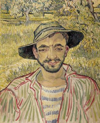 Vincent van Gogh. Gardener