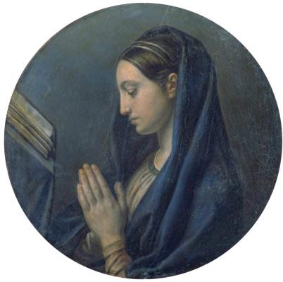 Alexander Grigorievich Varnek. Mother of God Near the State Russian Museum, St. Petersburg