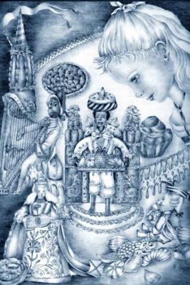Адриенн Сегур. Щелкунчик и мышиный король 01