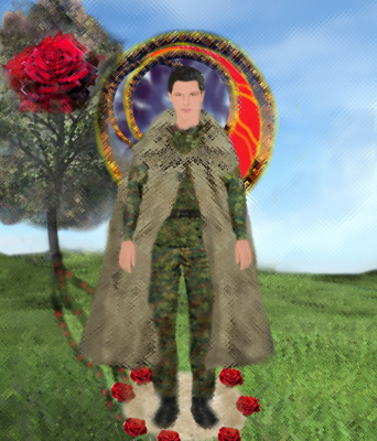 Alexander Tatarnikov. DiezelSun, DIezel Sun - a soldier of life.