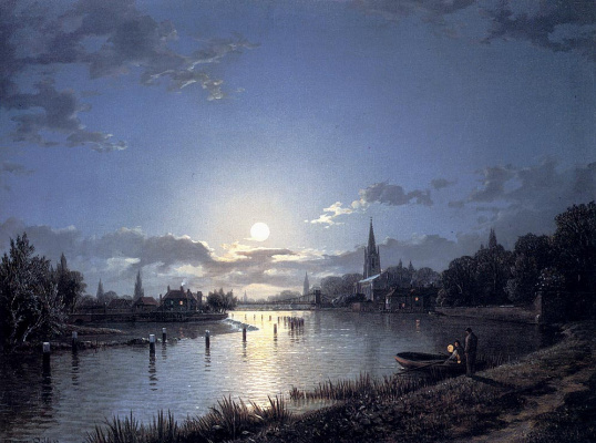 Генри Петер. Лунный свет