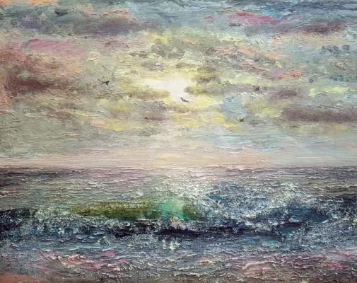 Алина Евгеньевна Шварёва (Галкина). Sea magic