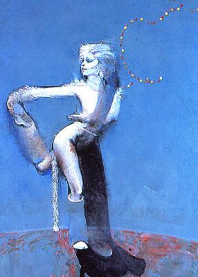 Роберт Хайндел. Голубые блики