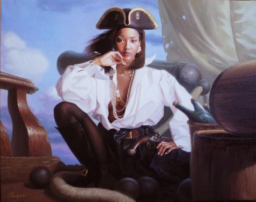 Rodger. Пиратка
