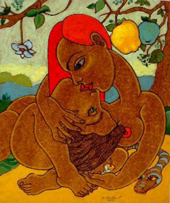 Адам и Ева - 2003