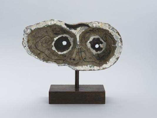 Joan Miro. Mask