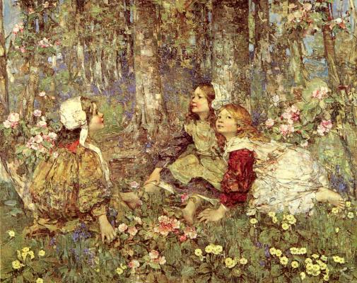 Эдвард Хорнел. Музыка леса