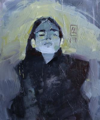 Anastasiia Danilenko. Sacred loneliness