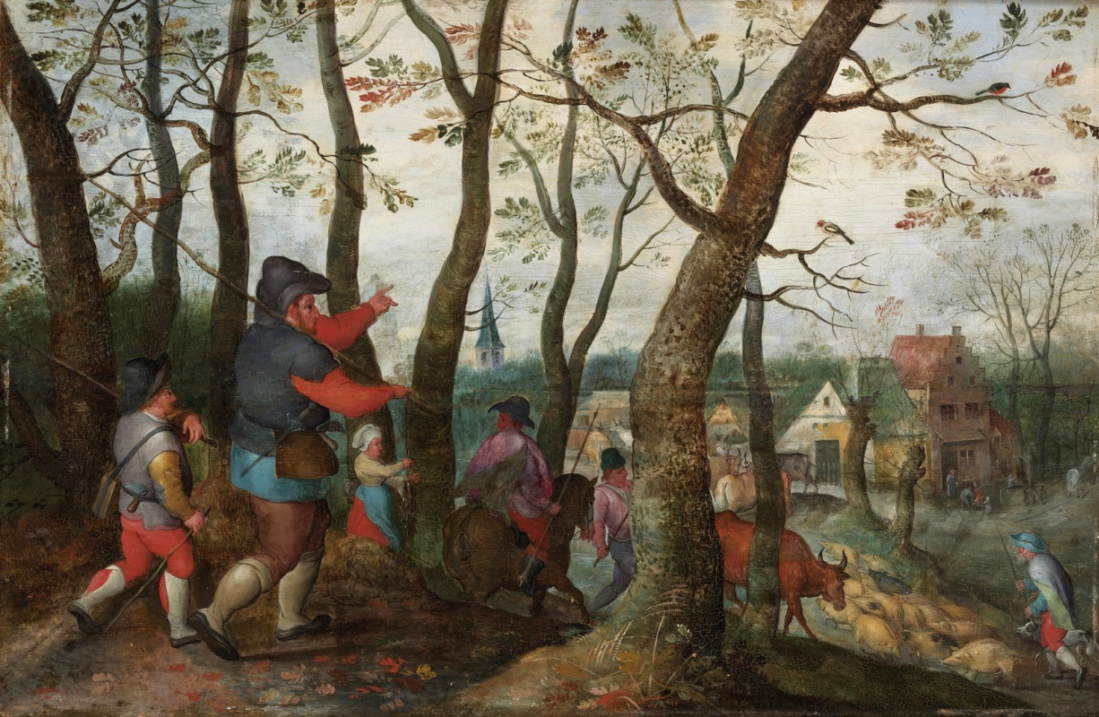 Flemish interior by Martin van Cleve: History, Analysis & Facts