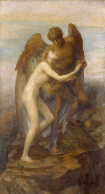 George Frederick Watts. Love and life