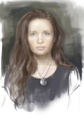 Bozhena Igorevna Dodu. Mother