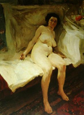 Sergey Arsenievich Vinogradov. Nude