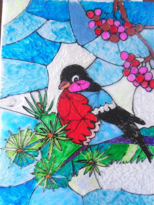 Svetorada. Bullfinch
