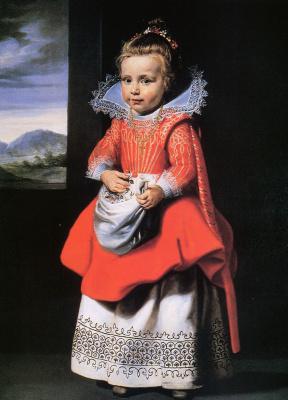Cornelis de Vos. Magdalene
