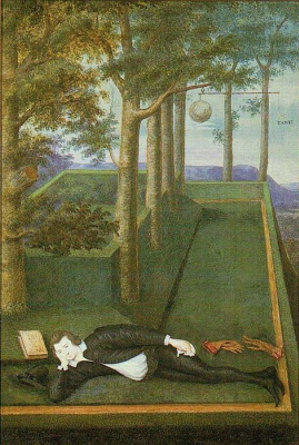 Николас Хиллиард. Портрет Генри Перси, девятого графа Нортумберленда